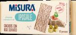 MISURA Iposale - Creckers con Riso Soffiato