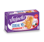 Vitasnella CerealYo red fruits Cookies (253gr)