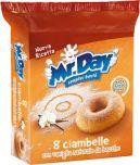 Mr. Day - Ciambelle con Vaniglia Naturale da Bacche