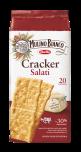 Mulino Bianco- Sfoglia di Grano - Salted Crackers