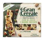 Grancereale - Cereal Bars with Apple and Cinnamon