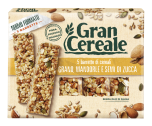 Grancereale - Cereal Bars with Grain and Almonds
