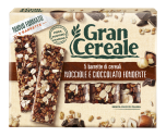 Grancereale - Cereal Bars with Chocolate and Hazelnuts