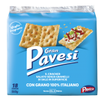 Pavesi- Gran Pavesi not Salted Crackers