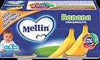 Mellin - Omogeneizzati Banana