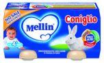 Mellin - Omogeneizzati Coniglio