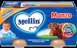 Mellin - Omogeneizzati Manzo