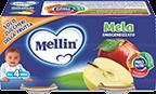 Mellin - Omogeneizzati Mela