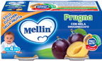 Mellin - Omogeneizzati Prugna