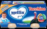 Mellin - Omogeneizzati Tacchino