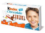 Kinder Milk Chocolate Bars (200g)