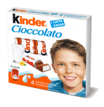 Kinder Milk Chocolate Bars