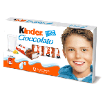 Kinder Milk Chocolate Bars (100g)