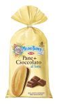 Mulino Bianco- pane + cioccolato