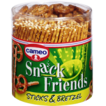Cameo Snack Friends STICKS & BRETZEL (300gr)