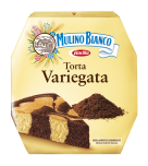 Mulino Bianco- Chocolate Variegated Pound Cake