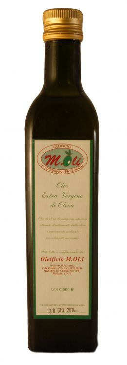M.Oli Extra virgin olive oil