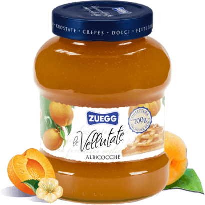 Zuegg- Apricot jelly (700gr)