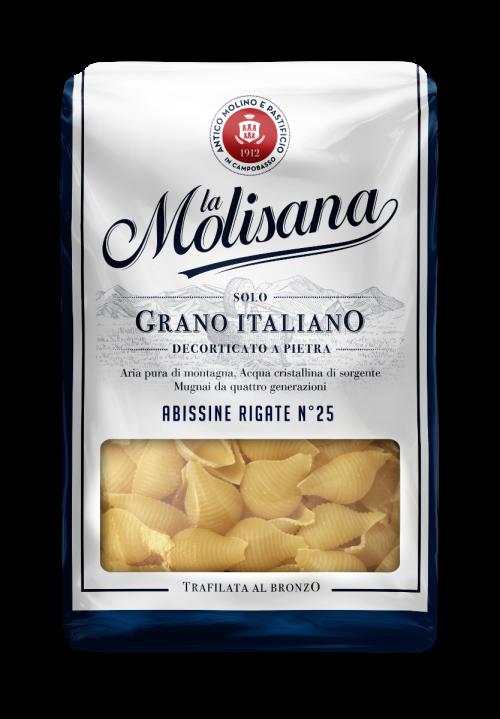 La Molisana classic Abissine Rigate
