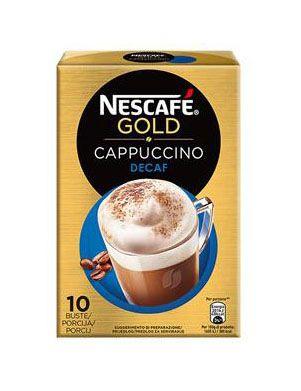 Nescafè - Cappuccino decaffeinato