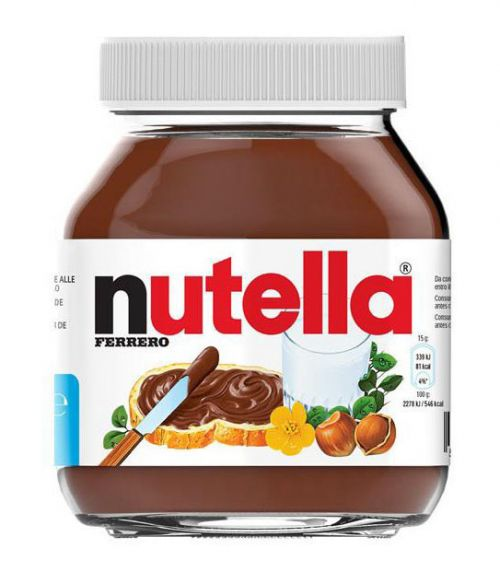 Ferrero - Nutella vasetto (630 gr)