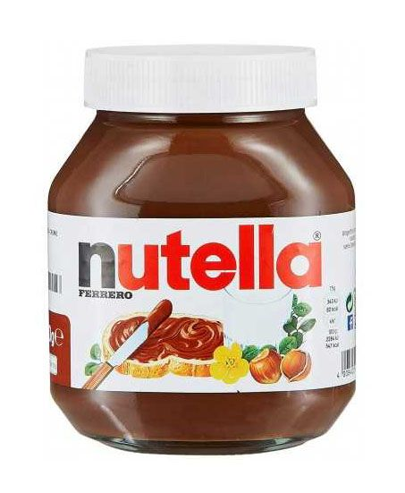 Ferrero - Nutella vasetto (825 gr)