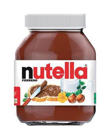 Ferrero - Nutella vasetto (950 KG)