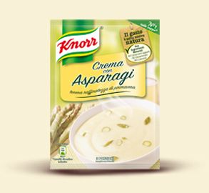Knorr- Crema agli asparagi