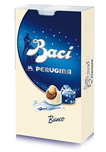 BACI PERUGINA- Bianco (200gr)
