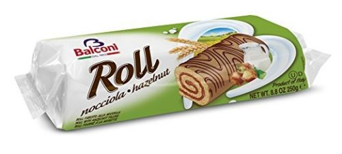 Balconi -Hazelnut Roll