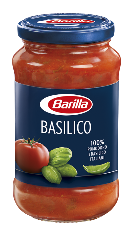 Barilla- Tomato Sauce with Basil
