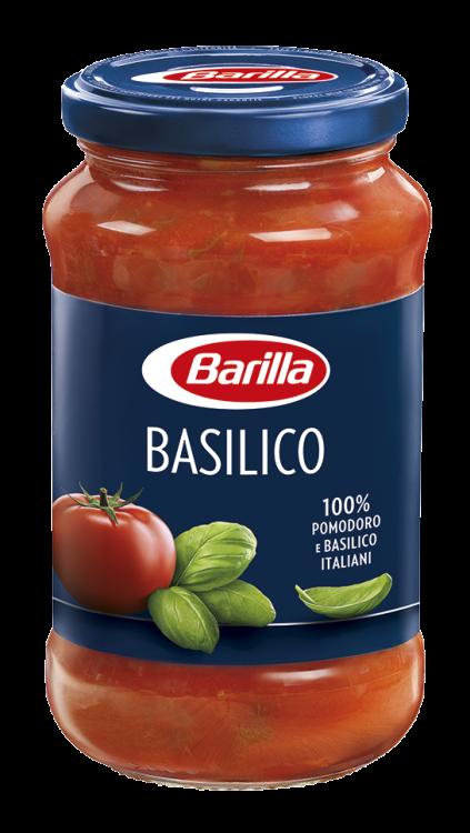 Barilla- Tomato Sauce with Basil 400gr