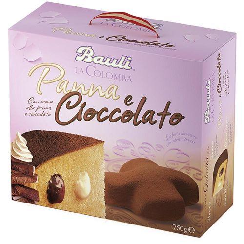 Bauli - Colomba Panna e Cioccolato