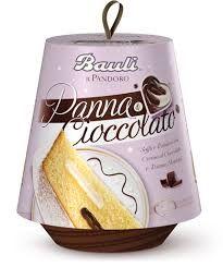 Bauli - Pandoro Panna e Cioccolato