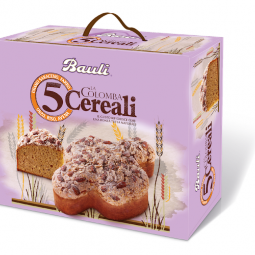 Bauli - Colomba 5 Cereali