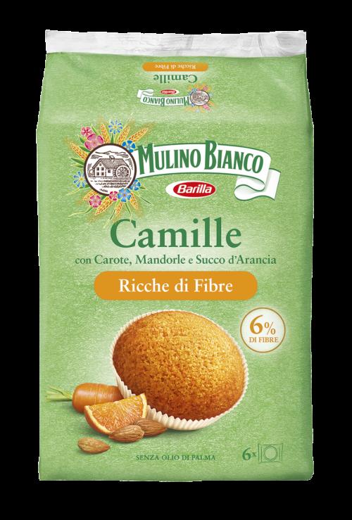 Mulino Bianco- Camille