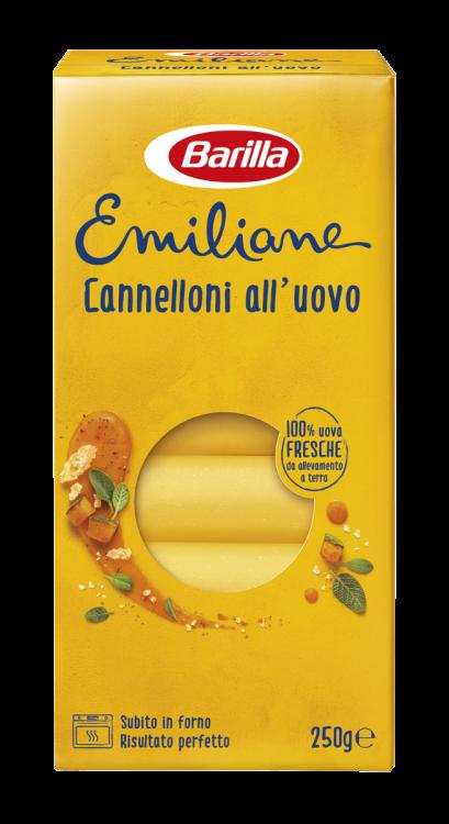 Barilla Emiliane - Egg Cannelloni