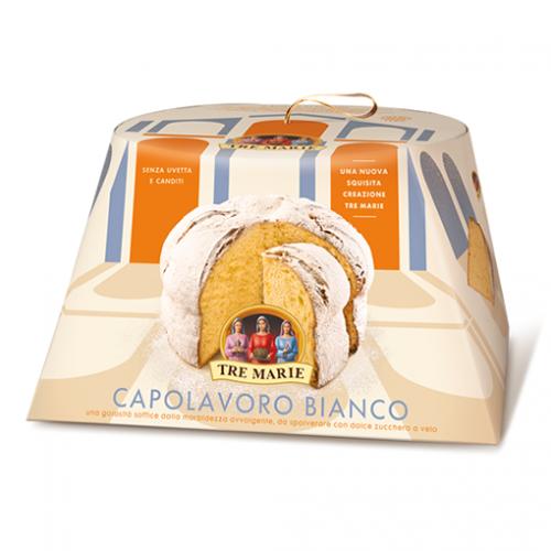 Tre marie- Panettone Capolavoro Bianco
