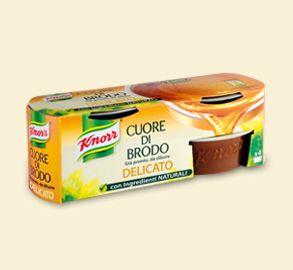 Knorr- Cuore di brodo delicato