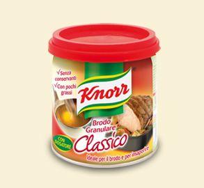 Knorr- Brodo granulare classico