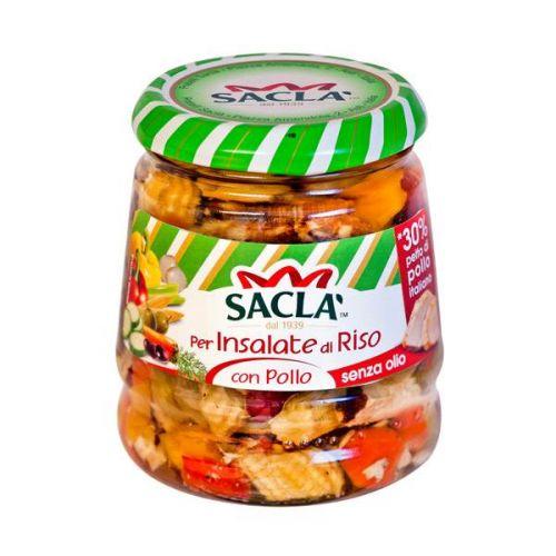 Saclà - Condiverde riso pollo
