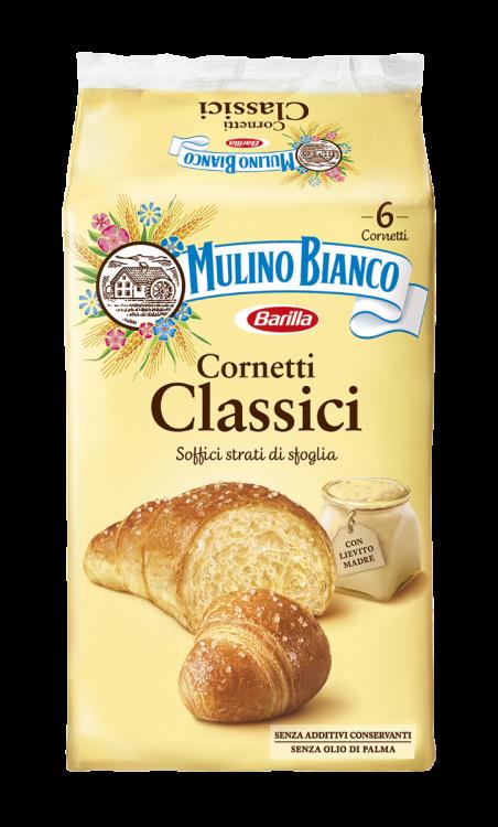 Mulino Bianco- Classic Cornetti