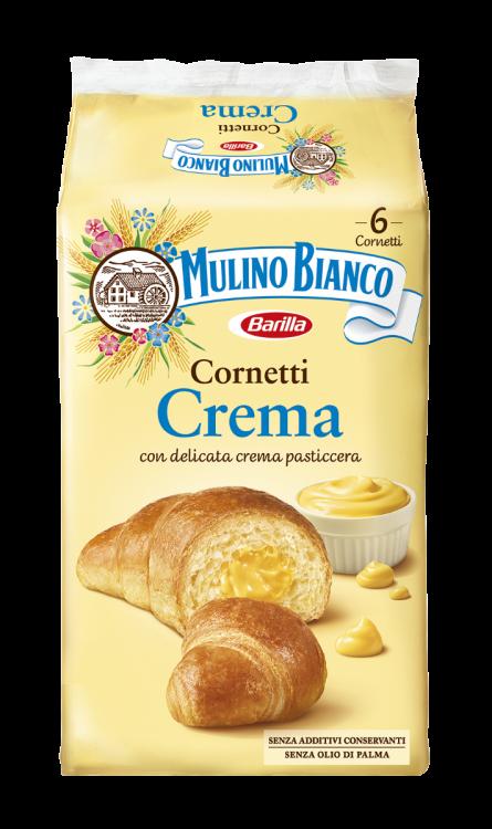 Mulino Bianco- Custard Cornetti