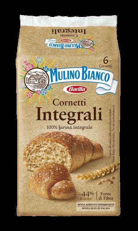 Mulino Bianco - Wholewheat Cornetti