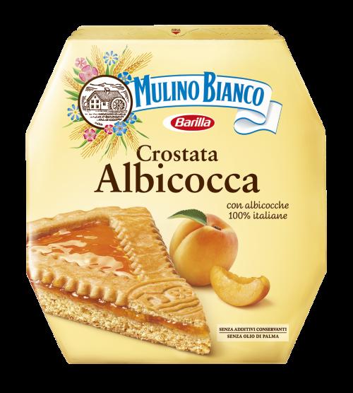 Mulino Bianco- Crostata Albicocca