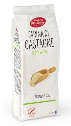 Molino Rossetto- Farina di Castagne
