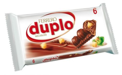 Ferrero Duplo Multipack (182 gr)