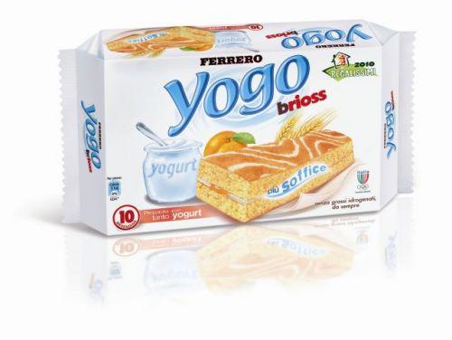 Ferrero - Yogo Brioss