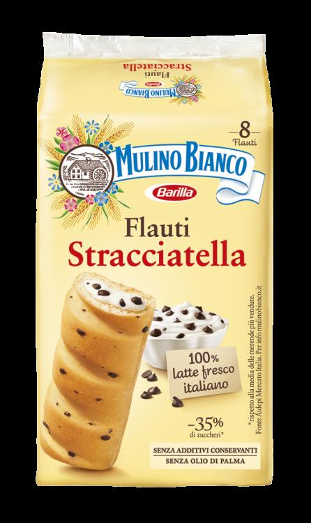 Mulino Bianco- Stracciatella Flauti