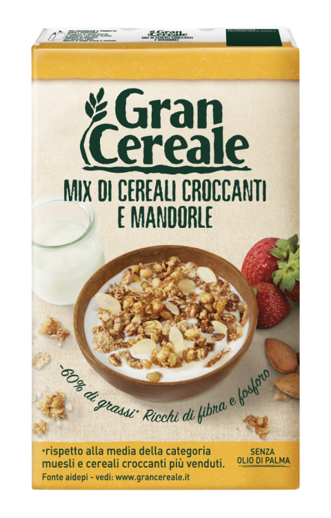 Grancereale - Crunchy Classic Cereals